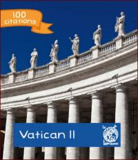 100 citations - VATICAN II
